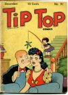 Cover For Tip Top Comics 91