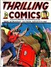 Cover For Thrilling Comics 12