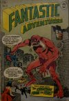 Cover For Fantastic Adventures 11