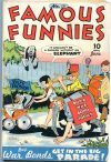 Cover For Famous Funnies 131