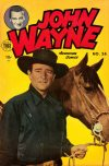 Cover For John Wayne Adventure Comics 26