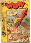 Cover For Wow Comics 68