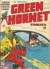 Cover For Green Hornet Comics 33