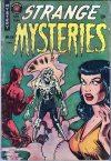 Cover For Strange Mysteries 20