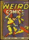Cover For Weird Comics 11