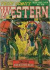 Cover For Prize Comics Western 108