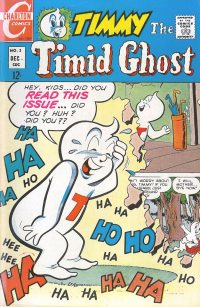 Large Thumbnail For Timmy the Timid Ghost #2