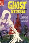 Cover For Ghost Stories 1