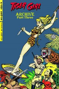 Large Thumbnail For Tiger Girl Archive 3