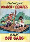 Cover For March of Comics 26 Featuring M.G.M Our Gang