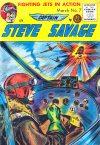 Cover For Captain Steve Savage v2 7