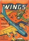 Cover For Wings Comics 22