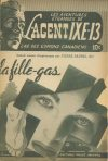 Cover For L'Agent IXE 13 v2 31 La fille gas