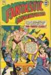 Cover For Fantastic Adventures 12