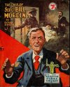 Cover For Sexton Blake Library S3 85 The Case of Sergt. Bill Morden