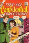 Cover For Teen Age Confidential Confessions 15