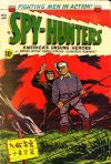 Cover For Spy Hunters 21