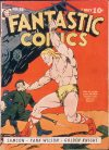 Cover For Fantastic Comics 18 (paper/8fiche)