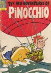 Cover For New Adventures of Pinocchio 2