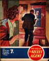 Cover For Sexton Blake Library S3 201 The Case of the Secret Agent
