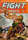 Cover For Fight Comics 23