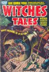 Cover For Witches Tales 25