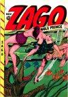 Cover For Zago, Jungle Prince 2