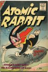 Cover For Atomic Rabbit 9