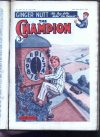 Cover For The Champion 1366