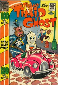 Large Thumbnail For Timmy the Timid Ghost #12