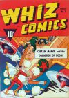 Cover For Whiz Comics 7