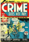 Cover For Crime Does Not Pay 85