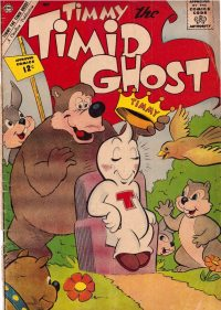 Large Thumbnail For Timmy the Timid Ghost #32