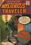 Cover For Tales of the Mysterious Traveler 12