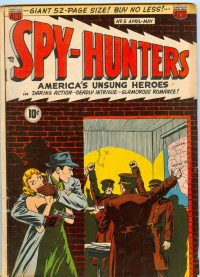 Large Thumbnail For Spy-Hunters #5