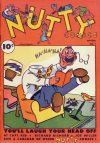 Cover For Nutty Comics 1
