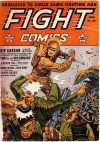 Cover For Fight Comics 26