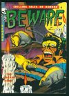 Cover For Beware 11