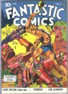 Cover For Fantastic Comics 3