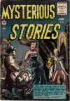 Cover For Mysterious Stories 4