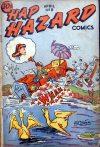 Cover For Hap Hazard Comics 8