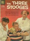 Cover For 1127 The Three Stooges