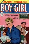 Cover For Boy Meets Girl 5