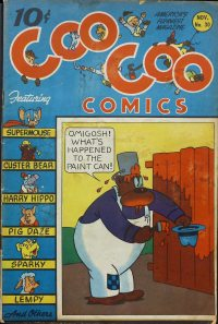 Large Thumbnail For Coo Coo Comics #30
