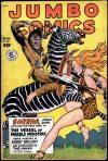 Cover For Jumbo Comics 116