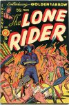 Cover For Lone Rider 2