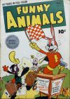Cover For Fawcett's Funny Animals 9