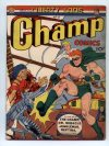 Cover For Champ Comics 17