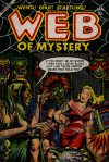 Cover For Web of Mystery 22
