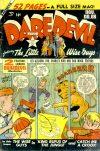 Cover For Daredevil Comics 68